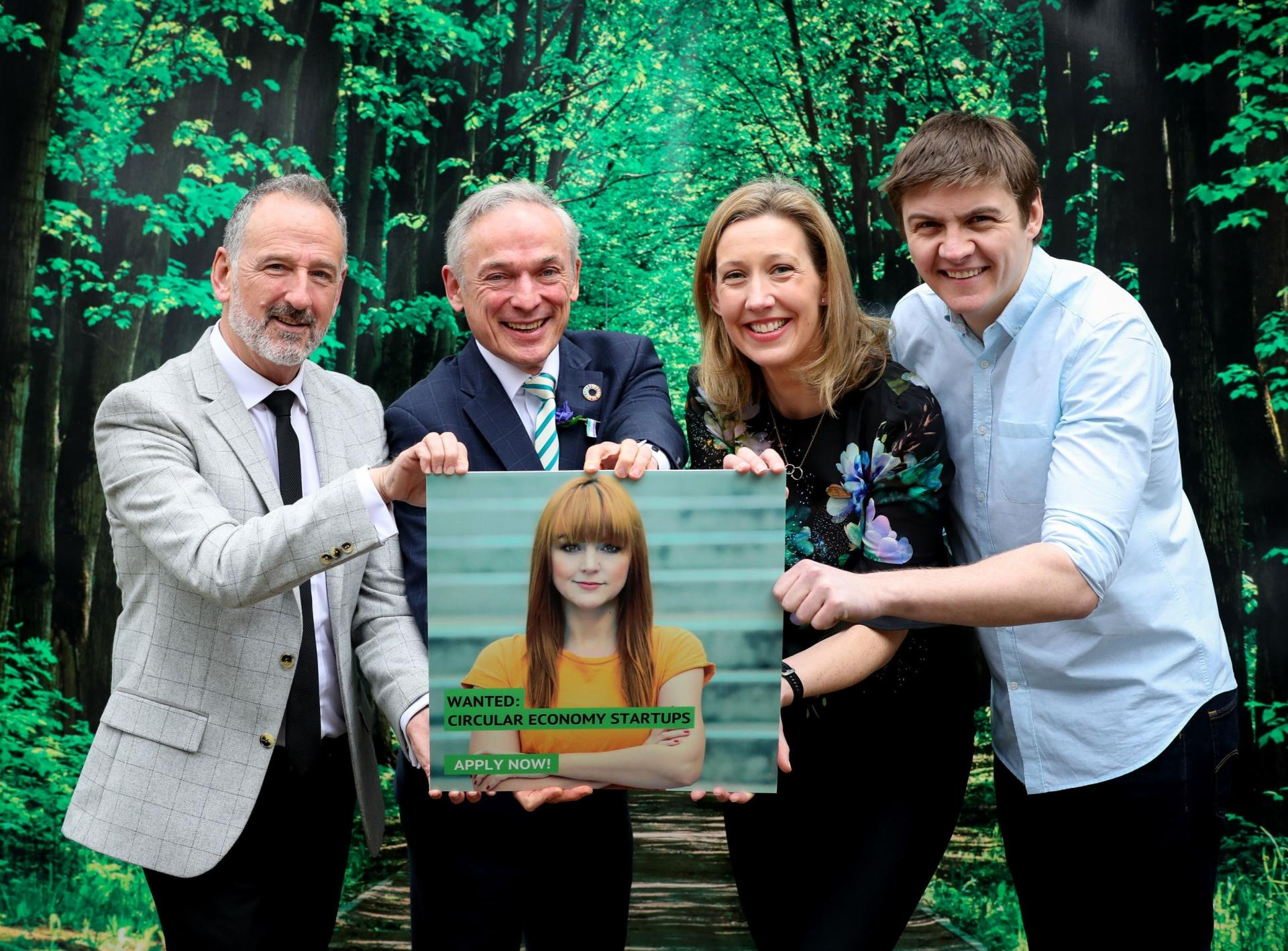 Minister Bruton calls on Leitrim Start Ups to compete in