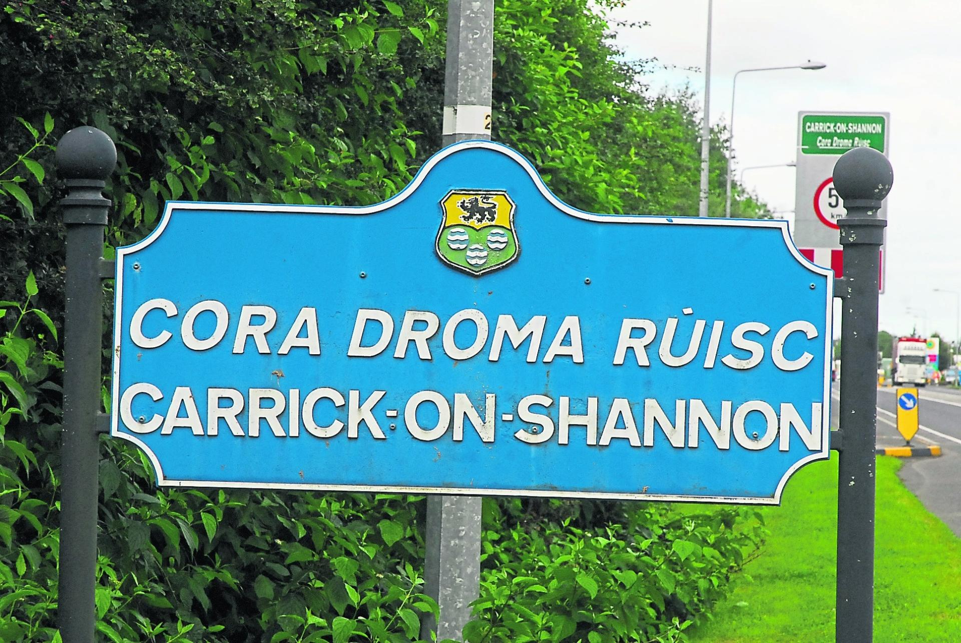 Carrick-on-Shannon - Wikipedia