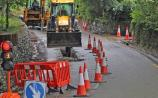 Reduced funding to seriously impact work on roads