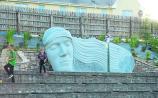 Impressive sculpture unveiled in Drumshanbo