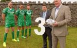 Connacht Rugby extend partnership with The Connacht Hotel