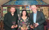 Warm reception for Carrigallen author's new novel