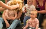 Magical theatre for babies and toddlers at Roscommon Arts Centre