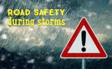 Staying safe at home and on the road ahead of this weekend's bad weather