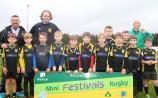 Carrick-on-Shannon RFC a big hit at Aviva Mini Rugby Festival