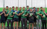 Connacht Rugby Academy players taking on Movember challenge in aid of Hand in Hand