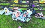Outrage over more illegal dumping