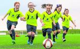 Soccer Sisters Easter Camps to be held in Manorhamilton, Ballinamore, Carrick-on-Shannon, Drumshanbo and Kinlough