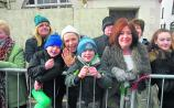 Lots of fun at chilly Mohill parade