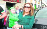 Rugby fever at Keshcarrigan Parade