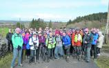 Almost 300 people attended North Leitrim Glens Hill Walking Festival