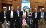 Speakers at the IFICA conference
