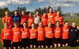 Manor Rangers' Aine and Lauren star for Sligo/Leitrim U12 girls