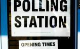 Polling turnout is running at around 10% around Co Leitrim