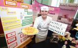 Manorhamilton's Rachel represents Ireland at EU Youth Entrepreneur event