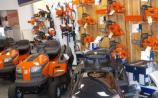 Check out the extensive range of garden machinery on offer at Farry Machinery