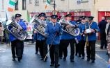 A great St. Patrick's Day Parade in Manorhamilton