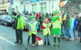 The 'greenest' parade in Leitrim held in Drumshanbo