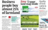 Irish Farmers Journal's Land Price Report shows that 20% of all land transactions in Leitrim last year were for forestry