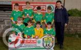 Leitrim students show their class in SPAR FAI Primary Schools 5s  County Final - GALLERY