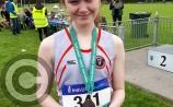 Alannah sprints to Schools bronze