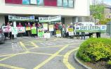Save Leitrim hold rally outside first meeting of new council