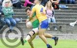 Clare overwhelm Leitrim with powerful first half display