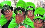 St Patrick's Day parade on July 19 in Leitrim