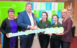 Third place awards for Leitrim students