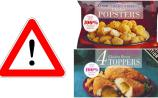 FOOD SAFETY ALERT: Major supermarket chain recalls two chicken products due to presence of Salmonella