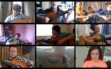 Music Generation Leitrim launches online guitar and ukulele classes