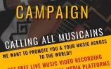 Get your music promoted online for FREE
