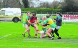 Battling & improving Leitrim undone by clinical Down