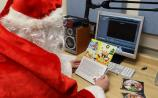 NCBI teams helping Santa to reply to children who are blind or vision impaired this Christmas