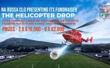 """Great """"Helicopter Drop"""" fundraising idea for GAA club takes off - aim is to raise €100,000"""