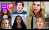 Saoirse Ronan becomes a Derry Girl for RTÉ Does Comic Relief