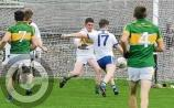 Five star Mulvey leads speedy Carrick into semi-finals
