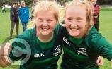 Hannah stars for Connacht U18 Ladies Rugby team