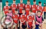 Drumshanbo Juniors pass first tests