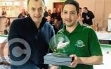 Crossan crowned Irish Champion