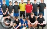 Ireland stars Darragh & Niall back to where it started in Carrick Town