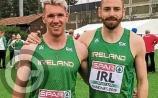Carrick duo help Ireland to League success