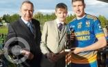 Conor Dolan was Glencar/Manorhamilton's man with the ice in his veins!