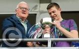 Onwards and upwards for Leitrim Gaels says captain Aidan Flynn