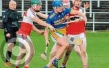 Goldrick goal sees Carrick past intense Cluainin test as extra-time needed to separate fierce rivals before Carrick claim three in a row