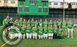 Leitrim Gaelic 4 Mothers & Others team invade Gaelic Park in New York