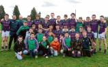 Leitrim Gaels dominate minor final to claim title