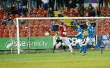 Sadlier's wonder goal helps Rovers to derby win