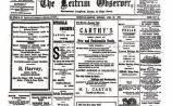 Looking back at the Leitrim Observer