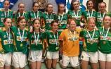 Manorhamilton girls storm to U14 title